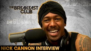 Nick Cannon Interview With The Breakfast Club (8-5-16)