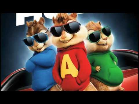 WAKE UP IN THE SKY - ( Gucci Mane, Ft Bruno Mars ) THE CHIPMUNKS