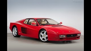 Heel and Toeing: Introduction with a Ferrari 512 TR!