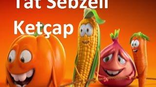 Tatlı Domatesler - Halat Çekme Yarışı | Tat Sebzeli Ketçap Reklamı 2015