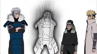 Naruto 10 Minutes of Hashirama Senju