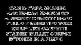 SAM B Who Do You Voodoo--Lyrics{+Download}