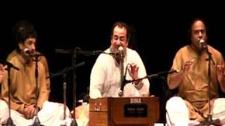 Rahat Ali Khan Live Concert at LA - April 2010- 6/11 Mera Piya Ghar Aya