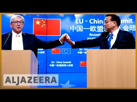 🇨🇳 Trade expected to dominate EU-China summit agenda   Al Jazeera English