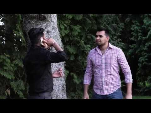 Desi father vs son | Aman Gill | Jeedy Sandhu | Hindi Funny Videos 2017