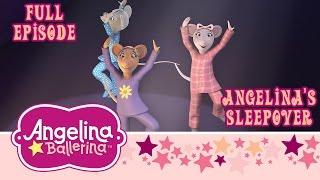 Angelina Ballerina - Angelina's Sleepover (Full Episode)