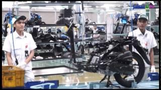 JK Resmikan Pabrik AHM ke-4 di Karawang