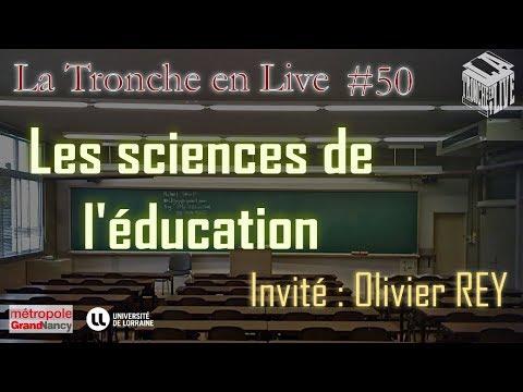 Les sciences de l'éducation - TenL#50