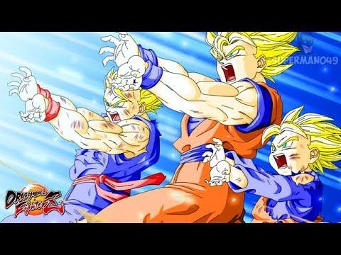 Xxx Mp4 FAMILY KAMEHAMEHA ULTIMATE FINISH Dragon Ball FighterZ Adult Gohan Goku Vegeta Gameplay 3gp Sex