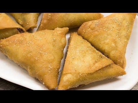 Xxx Mp4 Irani Samosa Recipe Crispy Hyderabadi Onion Vegetables Samosa Easy Evening Snacks 3gp Sex
