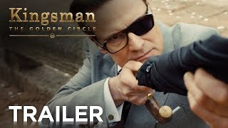 Kingsman: The Golden Circle | Official Trailer 2 | Fox Star India | Coming Soon