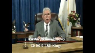 Shepherd's Chapel Pastor Dennis Murray 1Kings 19* 12 15 2015