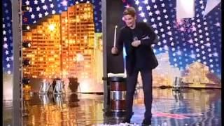 Magicianul Igor Filipovici - Moldova Are Talent