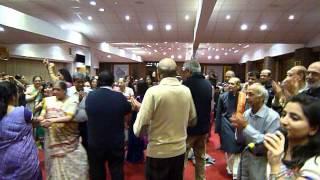 Vraj Meh Holi Re Rasiya by Mukhyaji Miteshbhai -  Shreeji Dham Haveli Leicester