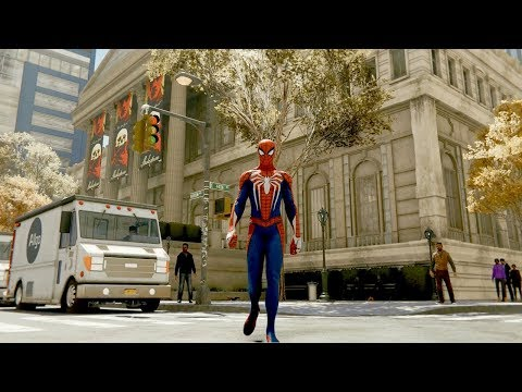 Xxx Mp4 Marvel S Spider Man PS4 New York City Open World Trailer 3gp Sex