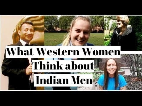What white girls think of Indian guys -funny