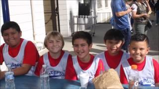 Red Legends FAFC 2017 KidsPlay Basketball Minor Boys Team #1