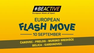 Flash MOVE 2016 - Croatia #FlashMove #BeActive #NowWeMove