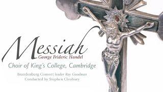 Handel: Messiah – Choir of King's College (CD1)