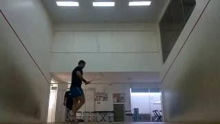 Leandro e vinicius amistoso/treino