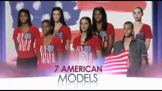 America's Next Top Model Cycle 18 (British Invasion)  Promo