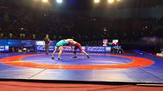 World Clubs Cup: Snyder vs. Batsiev 97kg