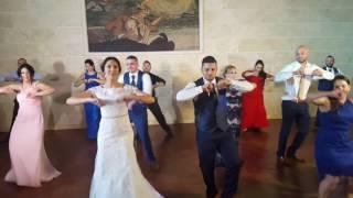 Mashup Bridal Party Dance - Sabrina & Brandon 04.06.2016 - Malta