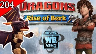 HTTYD Season 3 - Slasher (Tri Stryke) Dragon Unleashed! Titan! - Dragons: Rise of Berk [Episode 204]