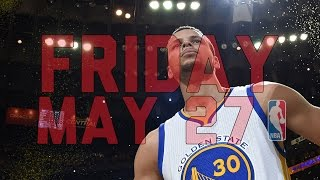 NBA Daily Show: May 27 - The Starters