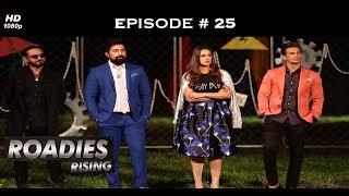 Roadies X4 - Episode  25 -  Meet the semi-finalists