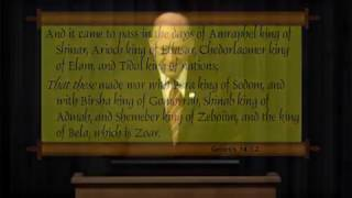 Who was Melchizedek by Chuck Missler