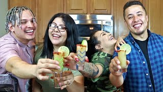 F it Up Friday   Cucumber shots!