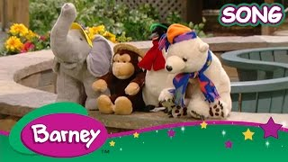 Barney  - Singing and Dancing with Barney