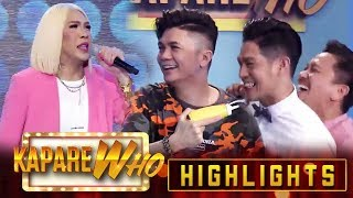 Jhong and Vhong use Ion against Vice   It's Showtime KapareWho
