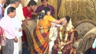 Vasudeva's and Poornima's Marriage+Reception
