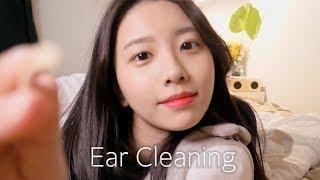 침대에서 귀청소 해줄게👂롤플레잉(ear cleaning roleplaying)[한국어 ASMR]언니 귀청소,귀청소 롤플,귀청소asmr,불면증,수면유도,꿀꿀선아,suna asmr,