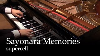 Sayonara Memories - Supercell [piano]