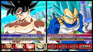 ESSE NOVO MOD NÃO TEM ANOMALIAS!!!Saiu Dragon Ball Z Budokai Tenkaichi 3 LATINO (ATUALIZADO)