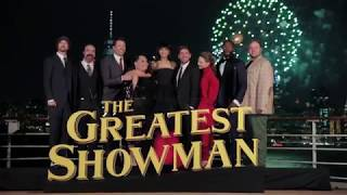 The Greatest Showman  | Witness The Spectacle - Lead Up To Release | 2017