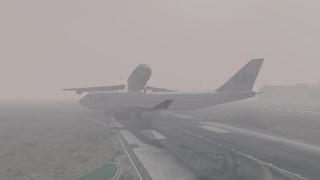 GTA 5 KLM Flight 4805 & Pan Am Flight 1736 (Disaster at Tenerife)