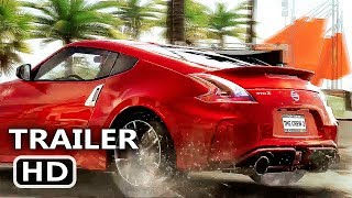 PS4 - The Crew 2 Gameplay Trailer (2018)