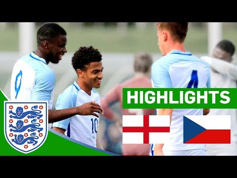 Xxx Mp4 Huge 4 0 WIN For England England U20 V Czech Republic Highlights 3gp Sex