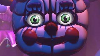 PRIMO INFARTO SCIOCCANTE - Five Nights at Freddy's SISTER LOCATION #1 | Prologo GAMEPLAY [ITA]