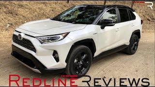 2019 Toyota RAV4 XSE – The New Small SUV Benchmark?