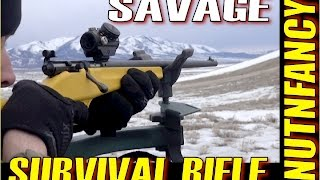 Savage Rascal: Survival/Starter Rifle [Full Review]