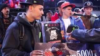 Bboy Moy & Lil John | China 2013