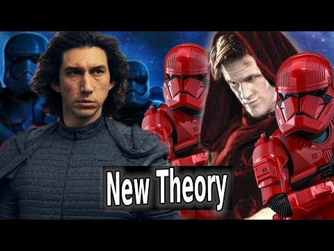 Episode 9 Theory Kylo VS the Knights of Ren & Sith Explained