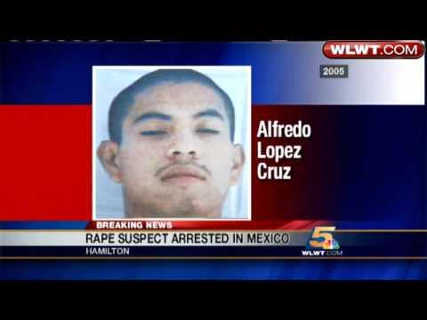 Notorious '05 Rape Suspect Caught In Mexico