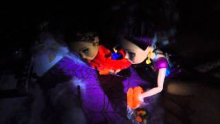 Scariest Halloween Barbie Movie (Warning: May be too scary for some)