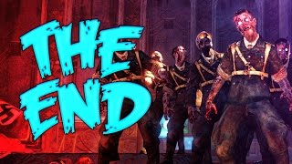 Call of Duty Zombies ★ THE END